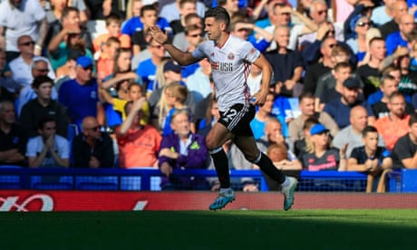 Sheffield United register first away win to put pressure on Marco Silva