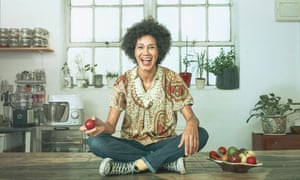 'There's a growing community of African food entrepreneurs': Zoe Adjonyoh.