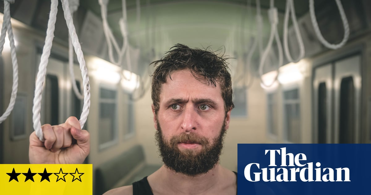 Redemption of a Rogue review – dark Irish humour in a suicide denied