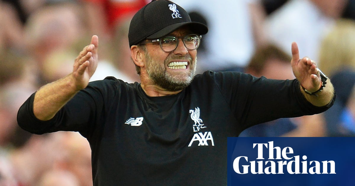 Jürgen Klopp says he will take years break when he leaves Liverpool