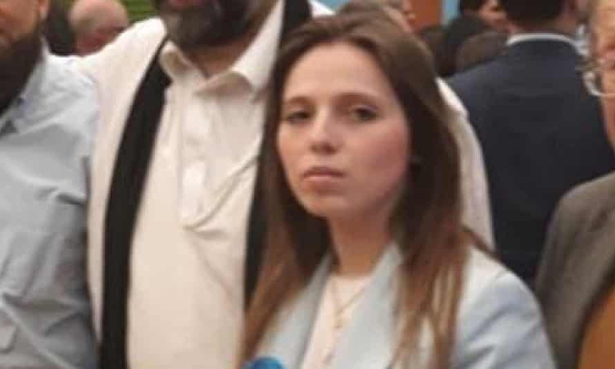 Screengrab of Tory candidates in HAckney, Diana Dianescu