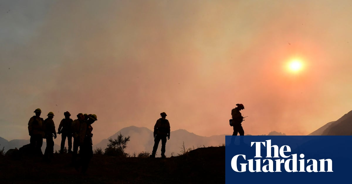 California braces for dangerous heat as wildfire battle continues