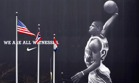 LeBron James reigns supreme.