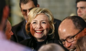 Hillary Clinton says her speaking engagements with banks have 'absolutely not' created a conflict of interest.