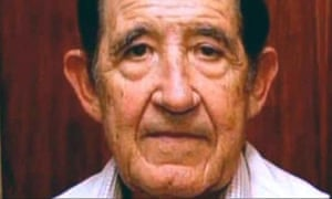 Dr Eduardo Vela, a Spanish gynacelogist who was accused of stealing babies in 60s and 70s. Screengrab
