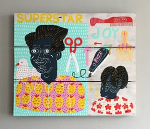 Amasunzu 2 (2016) Perkins has also created work for Lena Dunham's mailout Lenny Letter, The Pitchfork Review, BBC Good Food and Penguin