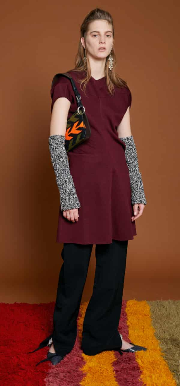 'It appeals to creative, confident women': Colville