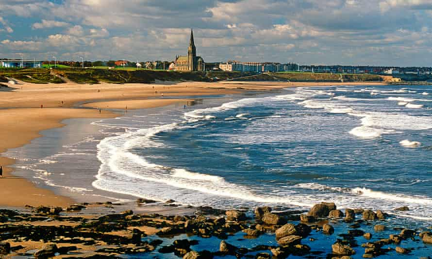 Tynemouth, Tyne & Wear: 'Craggy and handsome.'