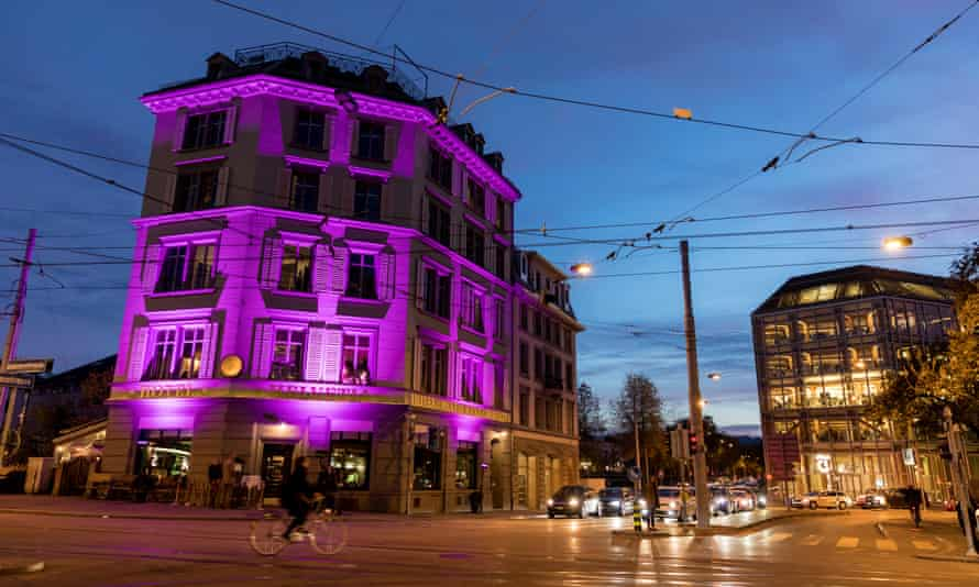 Hotel Helvetia, Zurich, Switzerland