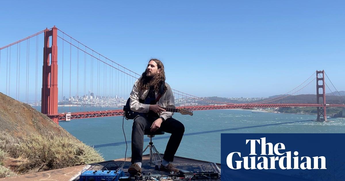 'Largest wind instrument': LA musician records duet with Golden Gate's eerie hum