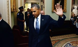 On Friday Obama will say goodbye to the White House as he makes way for the 45th president, Donald Trump.