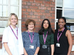 South London Maudsley NHS Discovery Team From right to left: Dr Ruth Braidwood- Clinical Psychologist Dr Irene Sclare- Consultant Clinical Psychologist, Programme Lead Denisha Makwana- Assistant Psychologist Dr Winnie Chege- Clinical Psychologist