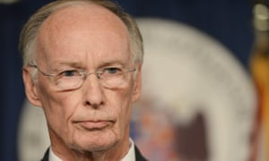 Alabama governor Robert Bentley said it was 'unlawful to impose unconscionable prices' for gas during the emergency.
