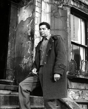 Earl Cameron in Flame in the Streets, 1961.