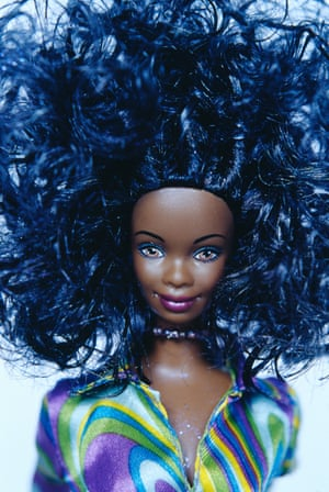 Growing up, all my Barbies and baby dolls had skin as dark as mine.