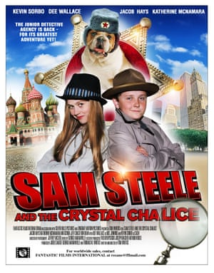Sam Steele and the Crystal Chalice film poster