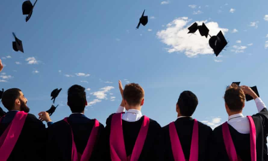 'More graduates than ever are finding themselves in jobs they're highly overqualified for.'