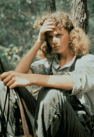 Nicole Kidman in the 1983 remake of Bush Christmas