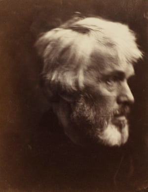 Thomas Carlyle by Julia Margaret Cameron 1867