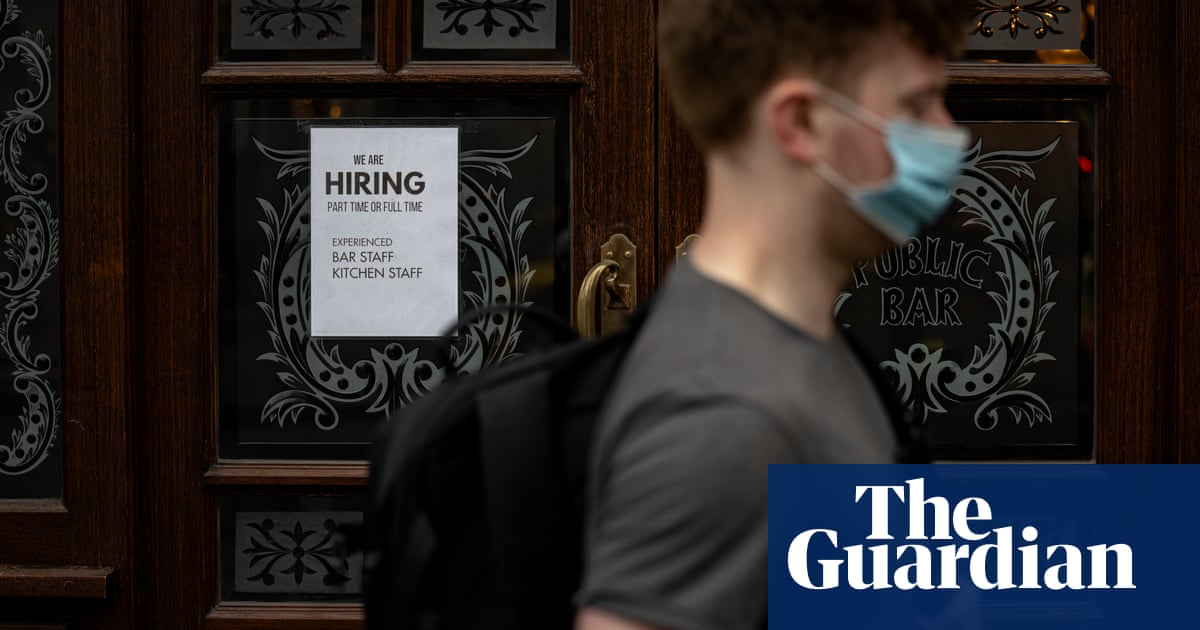 'Pingdemic' effect: how different sectors in England have been hit