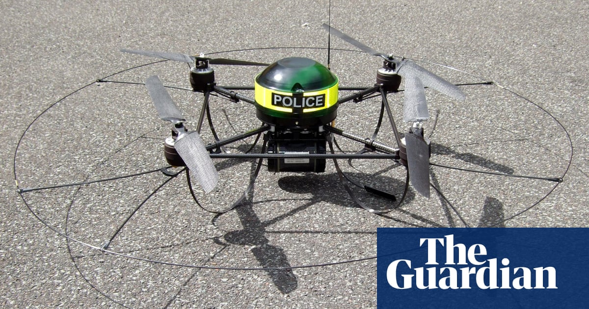 Rise of the drones: from policing the streets to painting