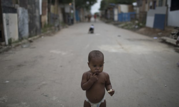 theguardian.com - Dom Phillips - Zika and health cuts blamed for rise in baby death rates in Brazil