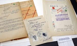 The files on Josephine Baker
