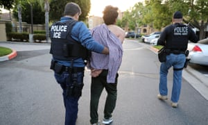 Rise in the number of arrests among those with no criminal convictions marks a departure from Trump's campaign pledge to target undocumented migrants he branded serious criminals.