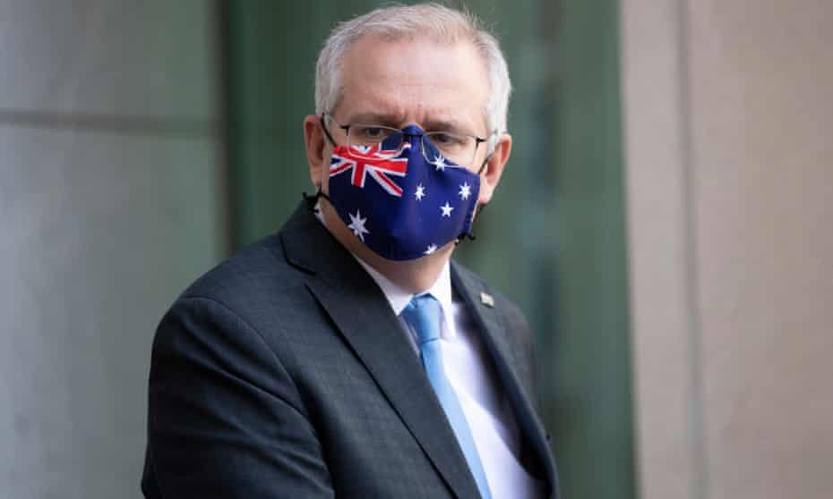The prime minister Scott Morrison continues to face resistance from state and territory leaders over the national reopening plan.