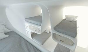 MyCocoon hostel, Mykonos dorm