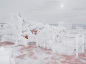 Vincent Jendly, Bering Sea, Lux in tenebris, 2019