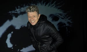 David Bowie: 'throws up one unsettling scenario after another'.