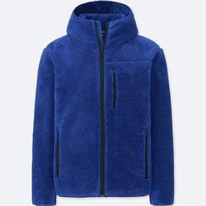 Blue, £34.90, uniqlo.com