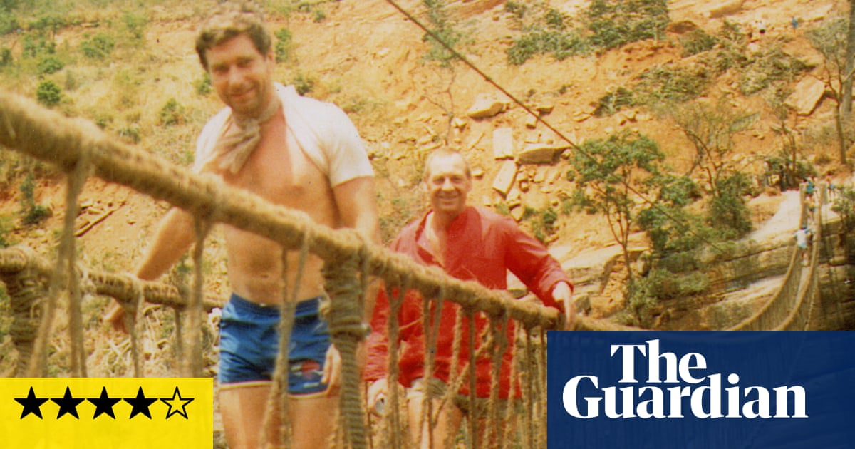 Hollywood Bulldogs review – thrilling tales from heroically stupid stuntmen