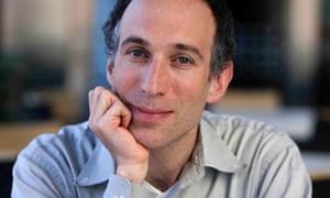 The geneticist David Reich
