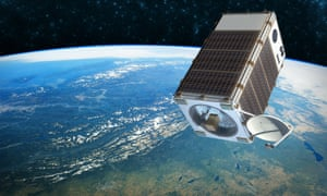 MethaneSAT will be built and launched by the Environmental Defense Fund and will operate as an 'eye in the sky' that will spot industrial methane leaks around the world.