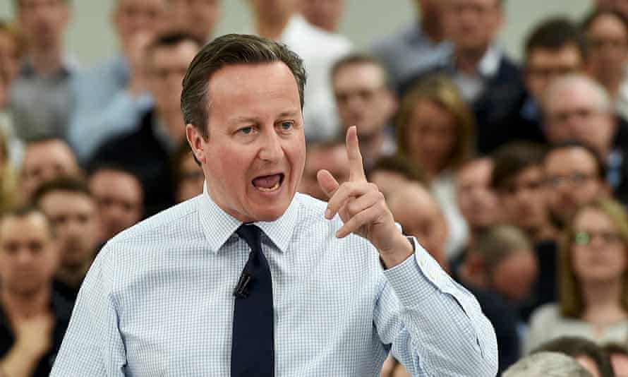 The counter-extremism bill has been cast as the centrepiece of Cameron's 'legacy programme' of legislation.