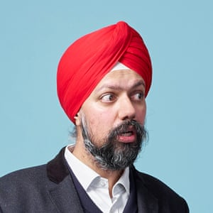 Head shot of Tan Dhesi, Labour MP for Slough