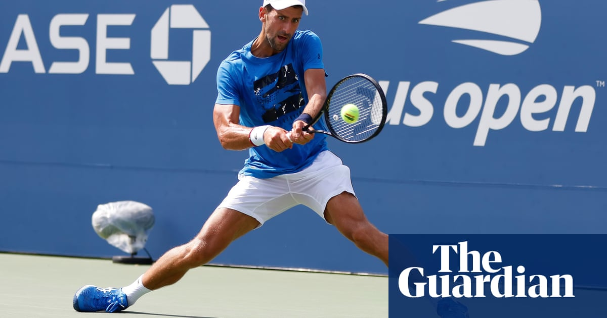 US Open form guide: Djokovic favourite but Daniil Medvedev could threaten | Jacob Steinberg