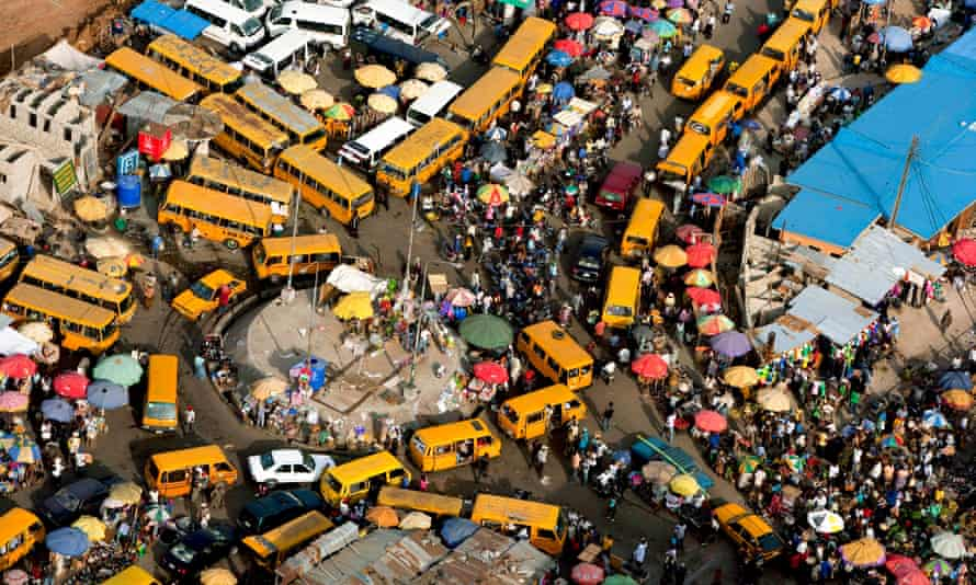 Lagos, Nigeria, is already a megacity but some believe it could become the world's largest metropolis, home to 85 or 100 million people.