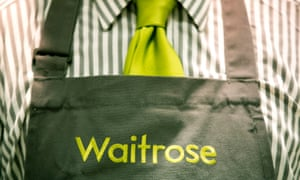 Waitrose has outperformed bigger rivals Tesco, Sainsbury's and Morrisons in a customer satisfaction survey.