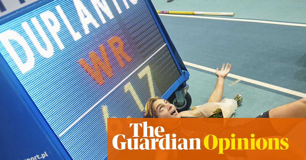 Mondo Duplantis in pole position to lead athletics' new wave of talent | Sean Ingle