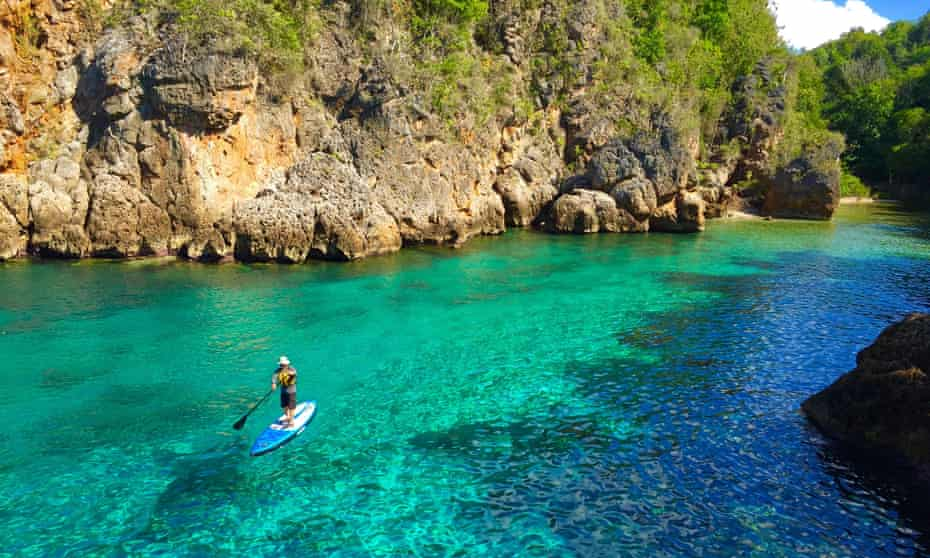 SUP Wilderness Adventures Cuba holiday
