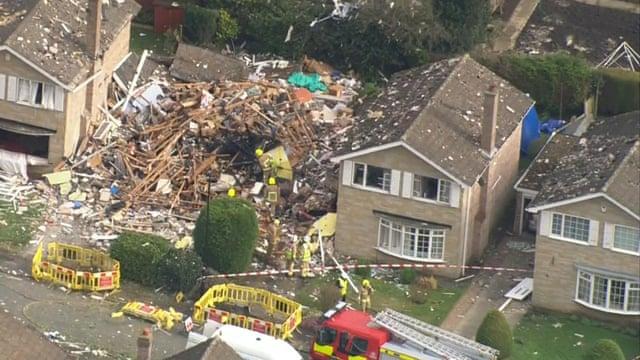 Man killed in house explosion near York