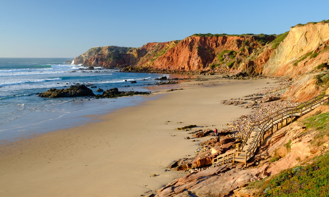 Walking the wilder side of the Algarve