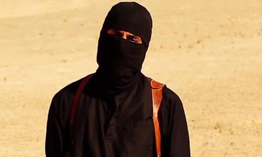 Screengrab from Islamic State video that showed killing of US-Israeli hostage Steven Sotloff