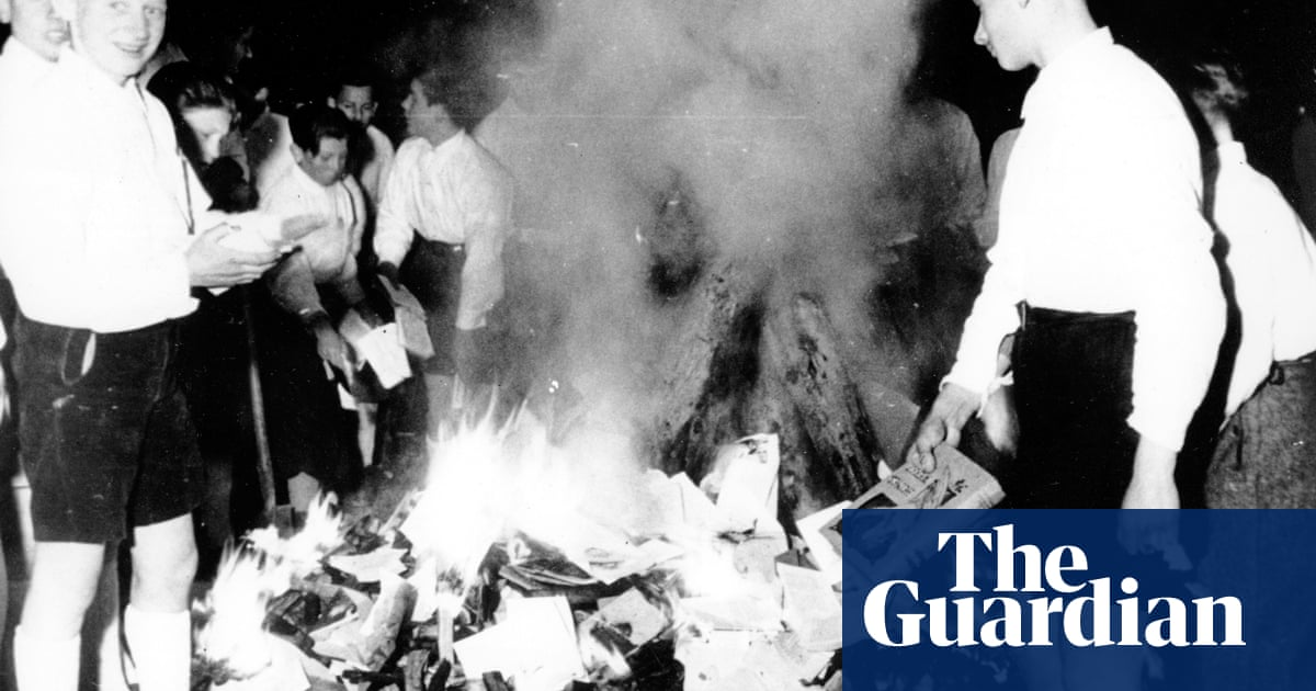 Book burning by Chinese county library sparks fury