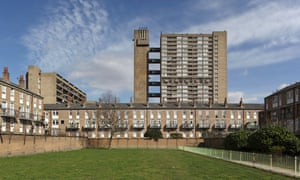 Balfron tower … ground zero for grime's visuals.
