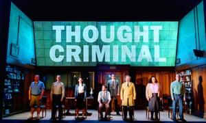 Headlong theatre's 1984