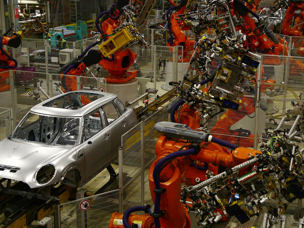 Uk Carmakers Go Ahead With Shutdowns Despite Brexit Delay Automotive Industry The Guardian